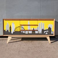 London Skyline Sideboard