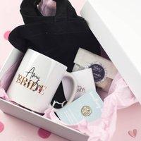 The Bride Wedding Gift Box