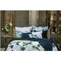 Blue Hydrangea Duvet Set