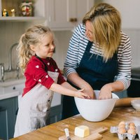 Twelve Month Young Bakers Club Subscription Box