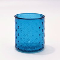 Recycled Glass Tumbler Set   350ml   Four Colours