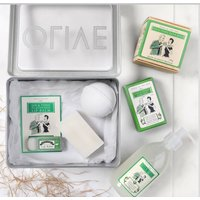 Personalised Gin And Tonic Toiletries Hamper