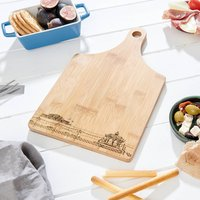 Brighton West Pier And Bandstand Chopping Board