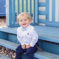 Page Boy Wedding Bow Tie