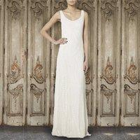 Sweetheart Georgette Gown