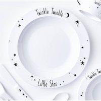 Twinkle Star Childrens Melamine Plate