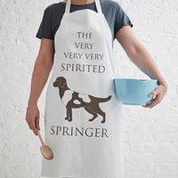 The Spirited Springer Apron