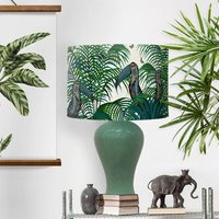 Tropical Toucan Lampshade