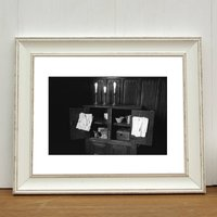 Sideboard, Paycockes House Photographic Art Print