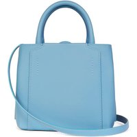 Vegan Mini Handbag: Periwinkle Blue