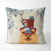Pomeranian Cushion, The Milliners Dogs
