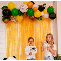 Jungle Party Balloon Garland Kit