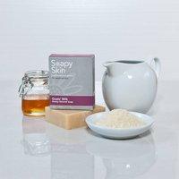 Goats' Milk Honey Almond Soap