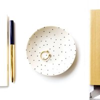 Dot Design Trinket Dish