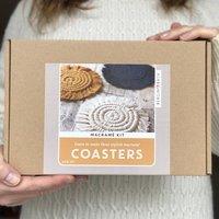 Macrame Kit Coasters