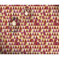 Circus Pattern Wallpaper Set Of Three Rolls