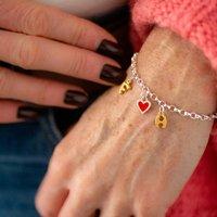 Personalised Love Letter Bracelet