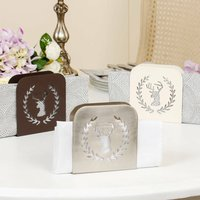 Highland Stag Napkin Holder Collection