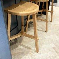 Handmade Kitchen Island Wooden Bar Stool
