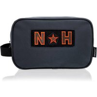 Personalised Sports Wash Bag, Navy Blue/Navy/Blue