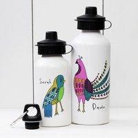 Personalised Bird Water Bottle