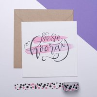 Champagne And Wine Lover Birthday Card