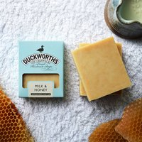Milk And Honey Unfragranced Baby Soap