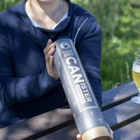 Craft Beer Canister Teachers Beer Sticker Gift Idea