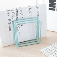 Magazine Rack, Blue, Blue