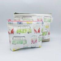 Campervan Make Up Wash Bag