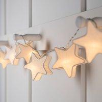 Star Paper Lantern Fairy Lights
