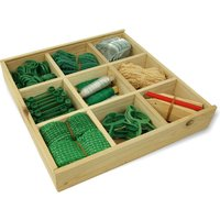 Gardeners Box Of Tricks With Apron And Kneeler Gift Set