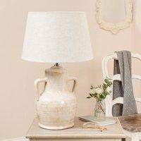 Ceramic Urn Table Lamp