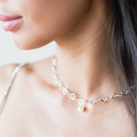 Sweetheart Bridal Necklace