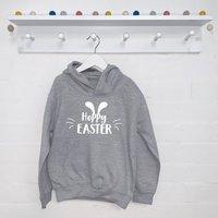 Hoppy Easter Kids Hoodie