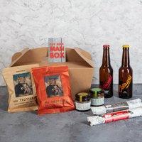 Xl Man Box Beer And Food Hamper
