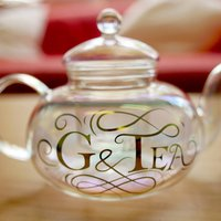 G And Tea Teapot And Cups Gift Set