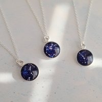 Personalised Constellation Necklace