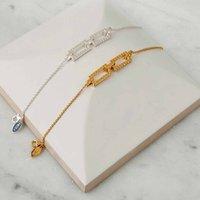 Gold Cube Bracelet, Gold