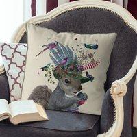 Squirrel Cushion