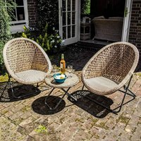 Quality Outdoor Chair And Table Set