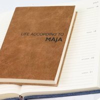 Personalised 2020 Diary In Luxury Leather