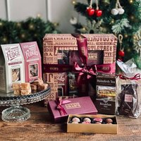 Christmas Tea And Treats Gluten Free Hamper