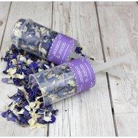 Fairylights Personalised Wedding Confetti Pops