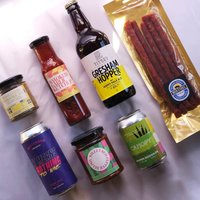 For Him Beer And BBQ Luxury Hamper