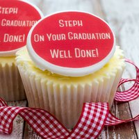 Graduation Cupcake Decorations