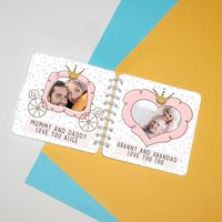 Personalised Board Book Baby Or Christening