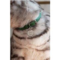 House Tiger Disc Cat I.D Tag