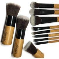 11 Piece Makeup Brush Set