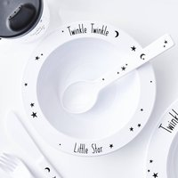 Twinkle Star Childrens Melamine Bowl